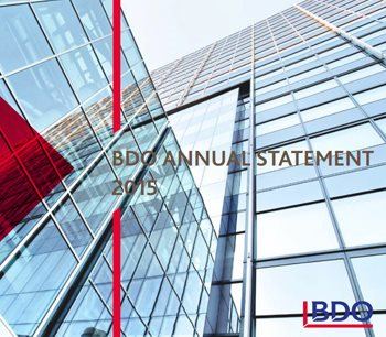 BDO in the World - BDO